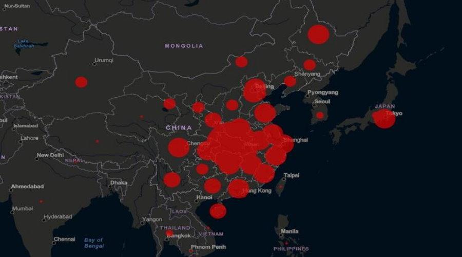 Kayıpların Büyük Çoğunluğu Çin'den