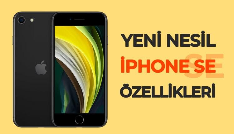 iphone se yeni model 2. nesil kullananlar