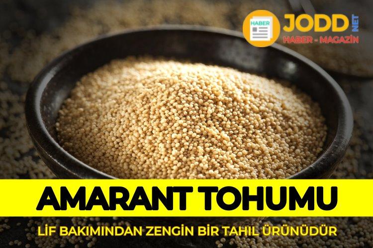 FABLE TEA AMARAT TOHUMU
