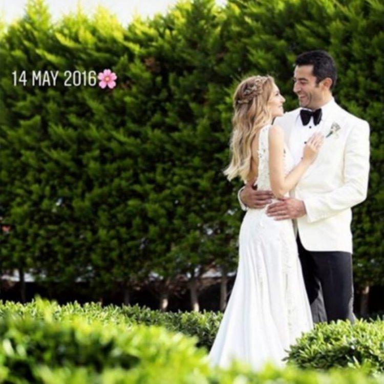 Sinem Kobal Kenan İmirzalıoğlu evlilik yıldönümü resimleri 2020