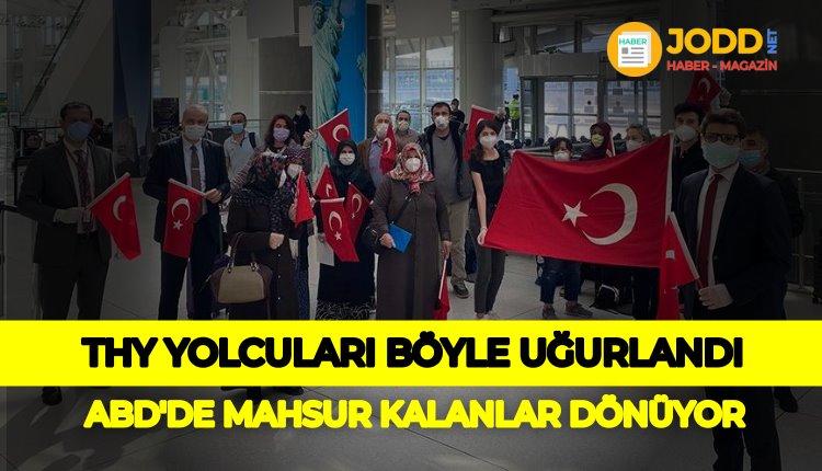 THY covid-19 uçuşlar new york